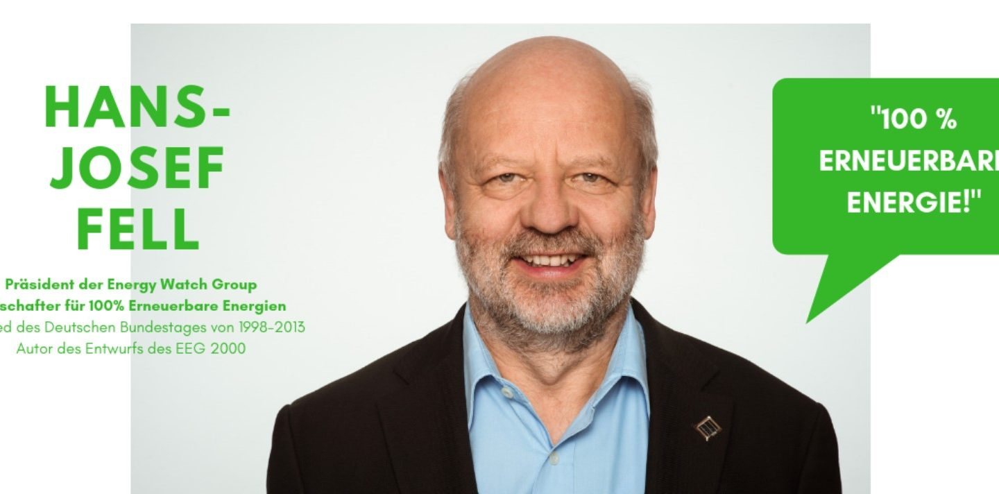 Angriff auf Energiewende