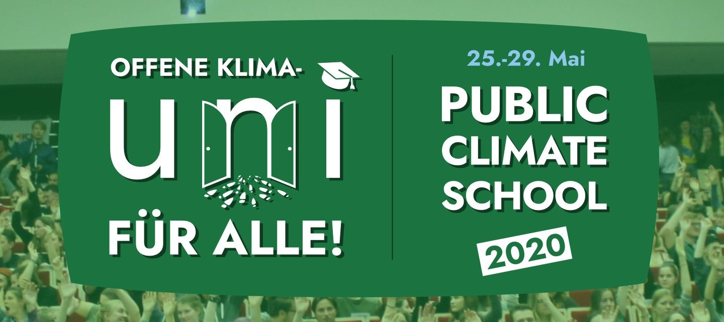 Digitale Public Climate School